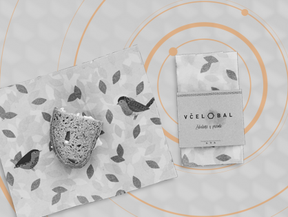 Včelobal: Stylish, Eco-Friendly Packaging